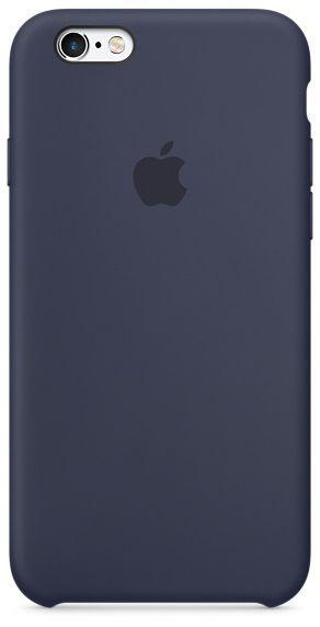 Чехол Apple Silicone Case iPhone 6, iPhone 6S Midnight Blue_High Copy