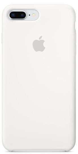 Чехол Apple Silicone Case iPhone 7 Plus, iPhone 8 Plus White_High Copy