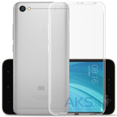 Чехол 1TOUCH TPU Ultra Thin Air Xiaomi Redmi 5A Clear