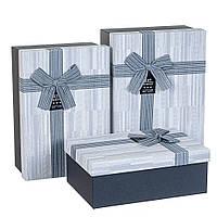 """Набор подарочных коробок """"Лаконичный стиль"""" 3 шт в наборе, фото 1"""