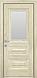"""Двері засклені міжкімнатні новий стиль Прованс """"Камілла BR,G,GRF"""" 60,70,80,90 см горіх сибірський, фото 2"""