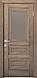 """Двері засклені міжкімнатні новий стиль Прованс """"Камілла BR,G,GRF"""" 60,70,80,90 см горіх сибірський, фото 3"""