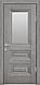 """Двері засклені міжкімнатні новий стиль Прованс """"Камілла BR,G,GRF"""" 60,70,80,90 см горіх сибірський, фото 5"""