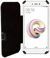 Чехол Status Book Series Xiaomi Redmi 5a Black Matte, фото 1
