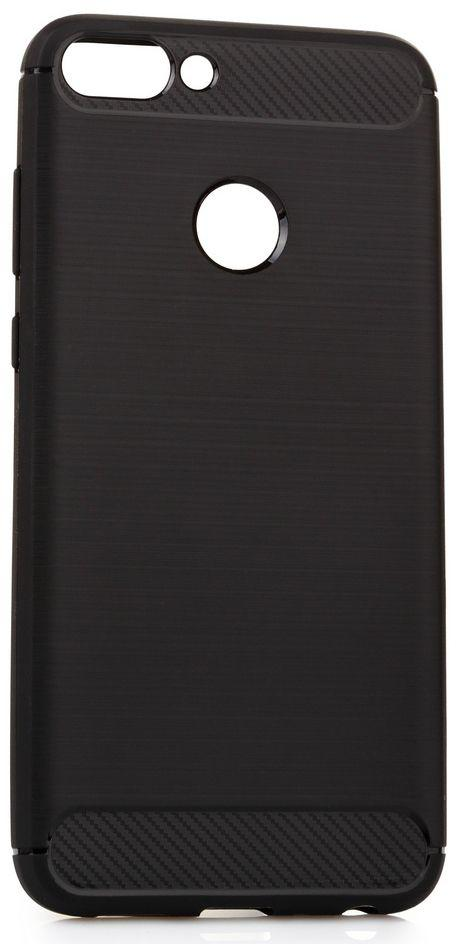 Чехол BeCover Carbon Series Huawei P Smart Black (701895)