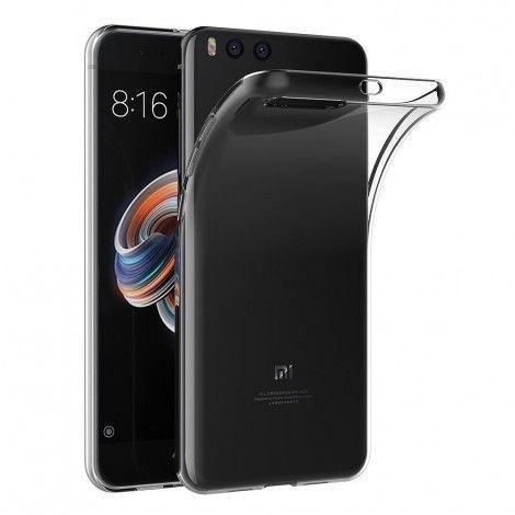 Чехол 1TOUCH TPU Ultra Thin Air Xiaomi Mi Note 3 Clear