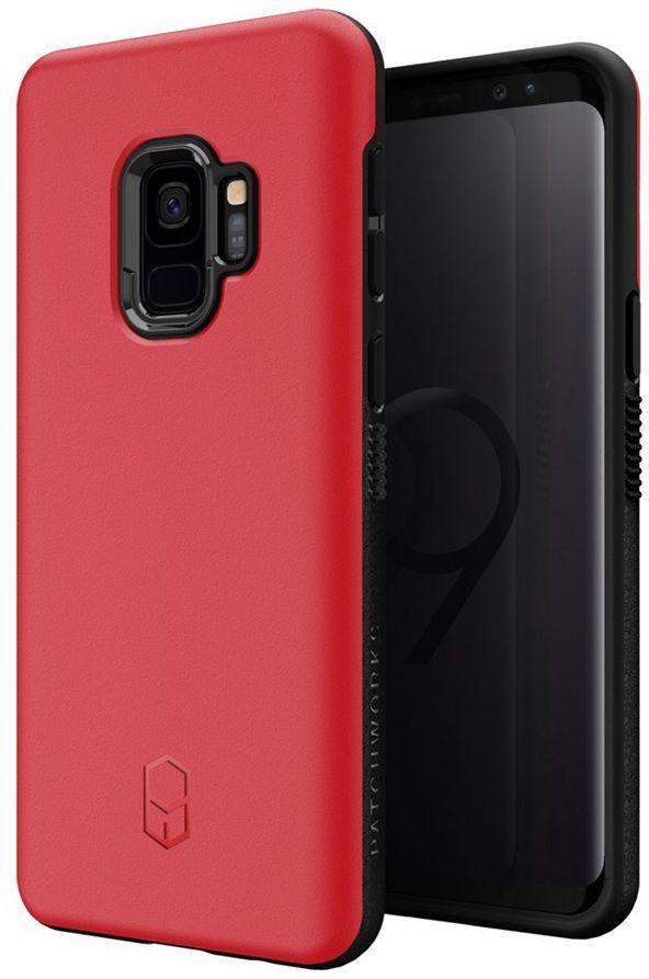Чехол Patchworks LEVEL ITG Samsung G960 Galaxy S9 Red (PPLIS92)