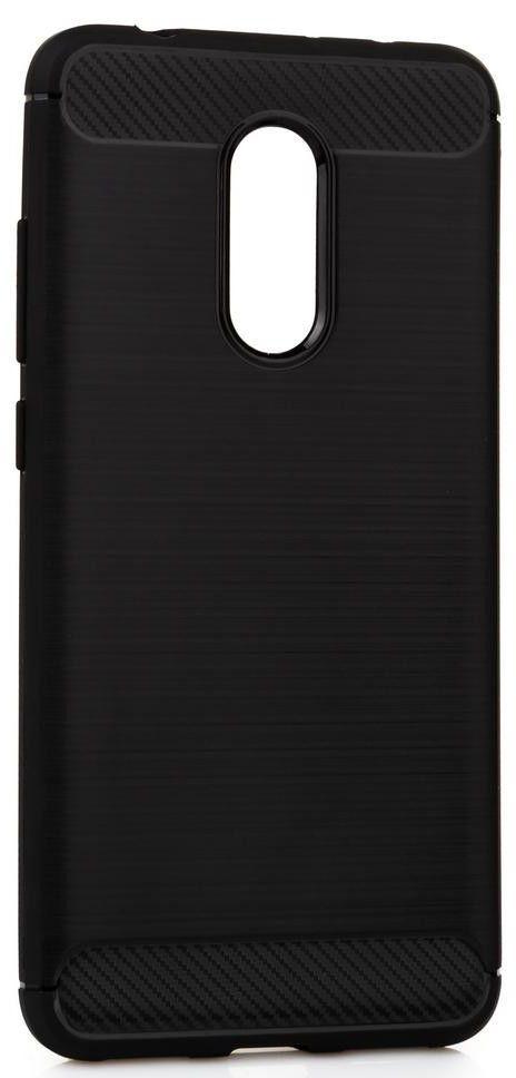 Чехол BeCover Carbon Series Xiaomi Redmi 5 Black (701904)