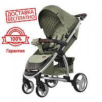 Прогулянкова коляска з амортизацією CARRELLO Vista CRL-8505 КОЛЬОРИ В НАЯВНОСТІ