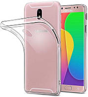 Чехол 1TOUCH TPU Ultra Thin Air Samsung J530 Galaxy J5 2017 Clear