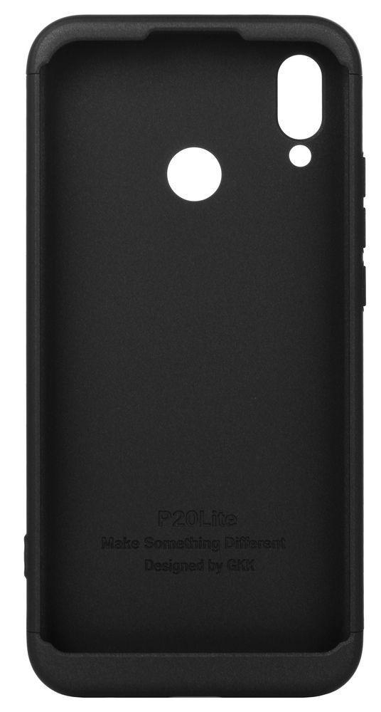 Чехол BeCover Super-protect Series Huawei P20 Lite Black (702207)