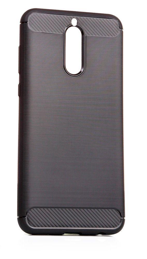 Чехол BeCover Carbon Series Huawei Mate 10 Lite Gray (701977)