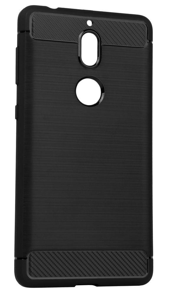 Чехол BeCover Carbon Series Nokia 7 Black (702209)