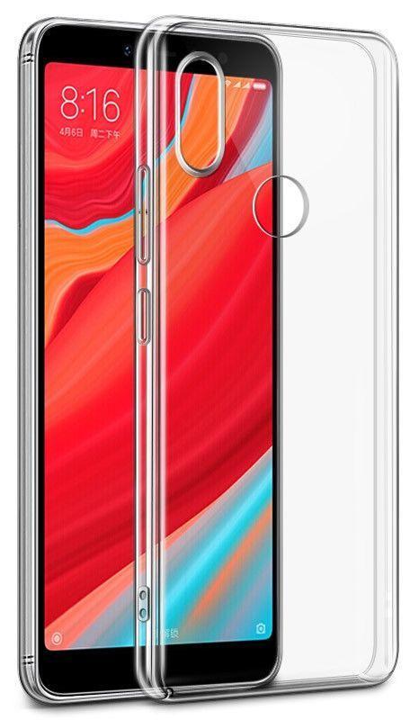 Чехол TOTO TPU Premiun Crystal TPU Case Xiaomi Mix 2S Clear (F_62993)