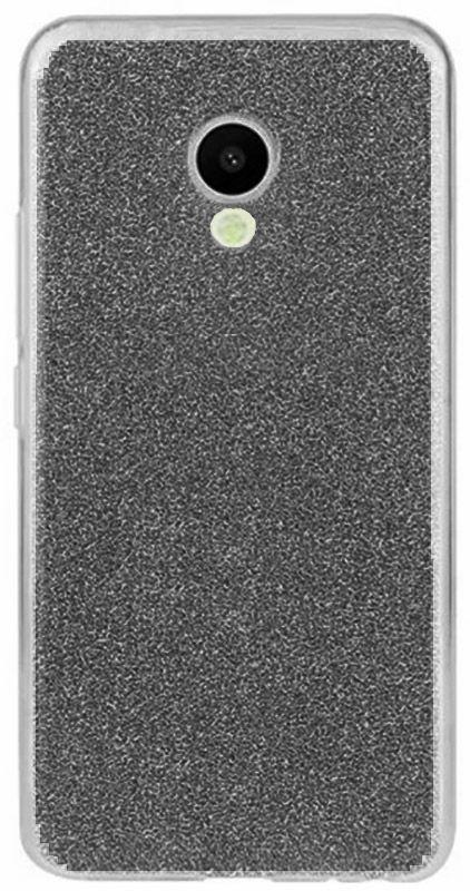 Чехол TOTO TPU case Rose series Meizu M5C Black (F_52907)