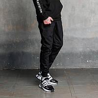 Штаны джоггеры с резиновой молнией XL, фото 1