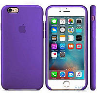Чехол Apple Silicone Case Apple iPhone 6 Plus, iPhone 6S Plus Violet_High Copy