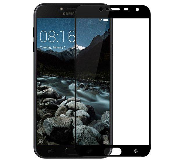 Защитное стекло 1TOUCH Full Screen Samsung J400 Galaxy J4 2018 Black