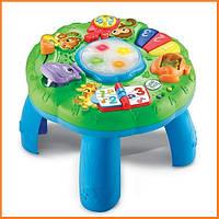 """Детский развивающий музыкальный столик Leap Frog """"Приключения животных"""""""