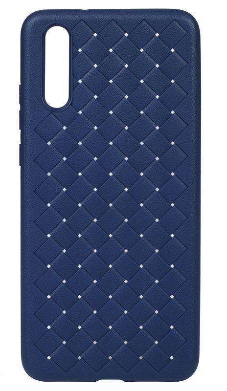 Чехол BeCover TPU Leather HUAWEI P20 Blue (702320)