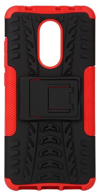Чехол BeCover Shockproof Xiaomi Redmi 5 Red (702239)