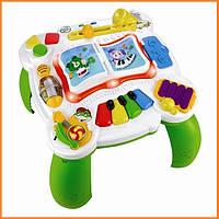 Детский развивающий интерактивный музыкальный столик Groove  Leap Frog