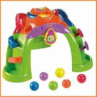 """Детский развивающий игровой столик """"Stand-Up Ballcano"""" Fisher-Price"""