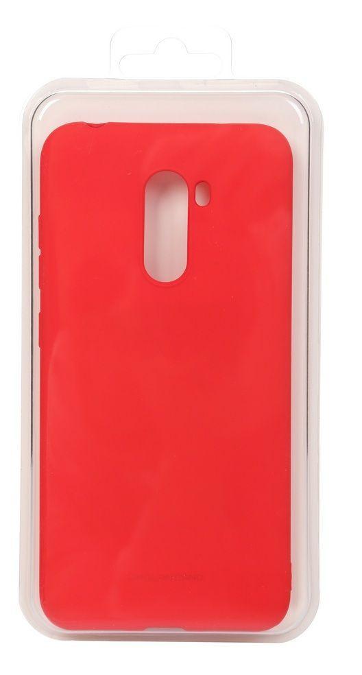 Чехол BeCover TPU Matte Slim Xiaomi Pocophone F1 Red(702724)
