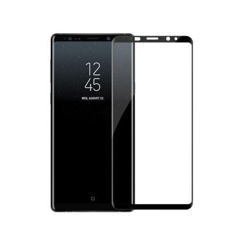Защитное стекло PowerPlant Full Screen Samsung N960 Galaxy Note 9 Black (GL605392)