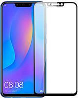 Защитное стекло PowerPlant Full Screen Huawei P Smart Plus Black (GL604890)