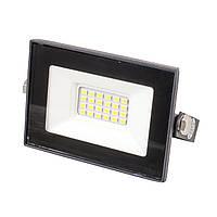 Прожектор уличный LED влагозащищенный IP65 HL-29/10W CW, фото 1