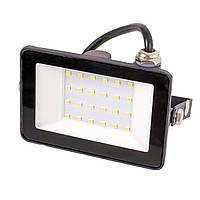 Прожектор уличный LED влагозащищенный IP65 HL-29/20W CW, фото 1