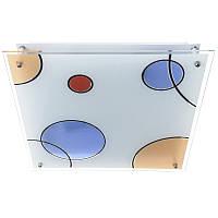 Светильник настенно-потолочный накладной W-375/4 E27, фото 1
