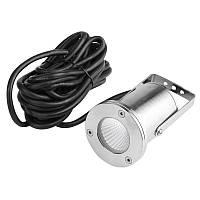 Светильник подводный встраиваемый LED IP68 700/7W CW 12V COB