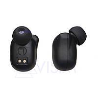 Беспроводные Bluetooth-наушники Bluedio T Elf 2 Черные