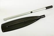 Лодка надувная моторно гребная ручки, слань, передвижные сиденья Skipper, фото 2