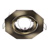 Светильник точечный HDL-DT 18 AB, фото 1