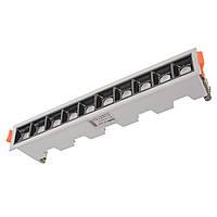 Светильник точечный HDL-DT 200/10*2W NW, фото 1