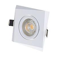 Светильник точечный HDL-DT 93 GU5.3 WH, фото 1