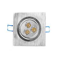 Светильник точечный LED-104/3W BA, фото 1