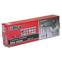 Стержни клеевые Ø8×300мм, 83шт, 1кг (прозрачные) ULTRA (2701032)