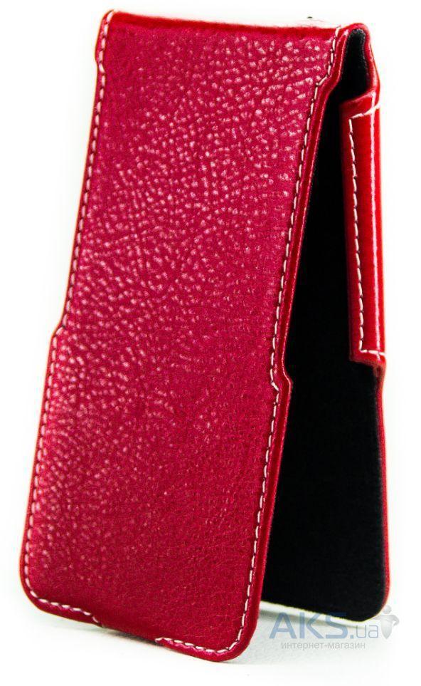 Чехол Status Side Flip Xiaomi Mi A2 Red