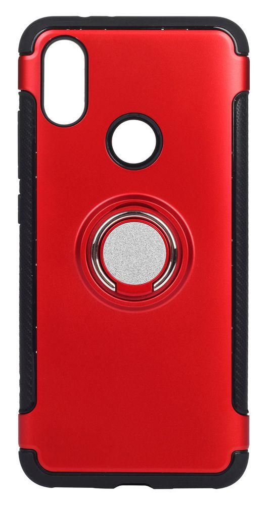 Чехол BeCover Magnetic Ring Stand  Xiaomi Redmi Note 6 Pro Red (703092)