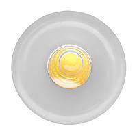 Светильник точечный LED-198/3W NW WH