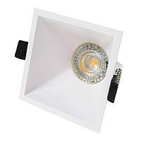 Светильник точечный HDL-DS 177 GU5.3 WH, фото 1