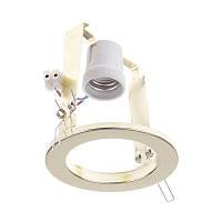 Светильник точечный Ring 80 PB HDL-E27(80)