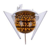 Светильник точечный декоративный HDL-BA ALU/YELLOW, фото 1