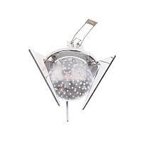 Светильник точечный декоративный HDL-BA CHR/TRANSPARENT, фото 1