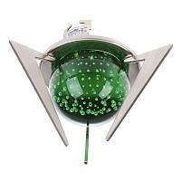 Светильник точечный декоративный HDL-BA SN/GREEN, фото 1