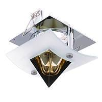 Светильник точечный декоративный HDL-DS 60 CHR/BROWN, фото 1
